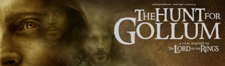 [The Hunt for Gollum banner]
