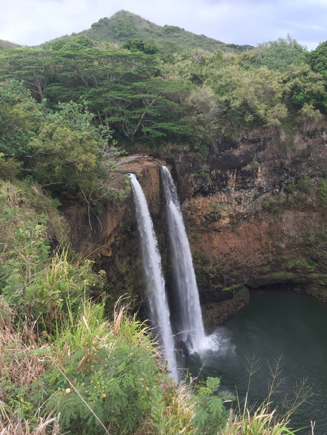 Wailua Falls, Kauai, April 10, 2015